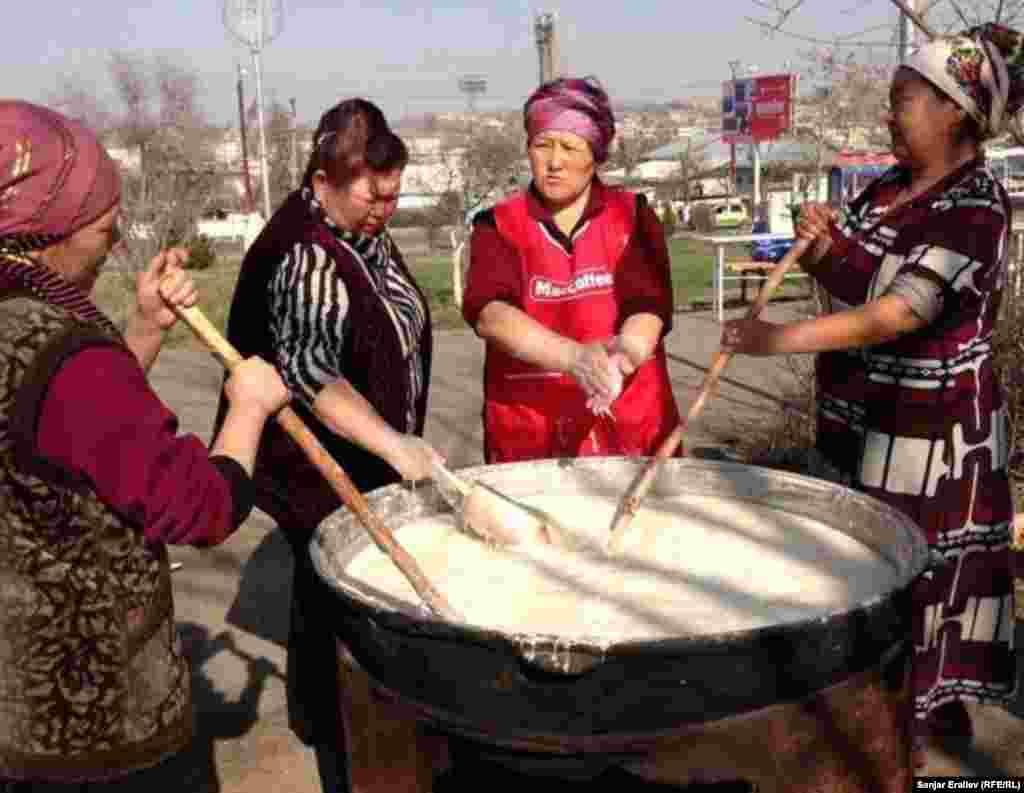 Кыргызстан. Ош