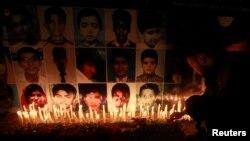 Фотографии детей, убитых при нападении талибов на школу в Пешаваре
