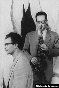 Dave Brubeck împreună cu Paul Desmond
