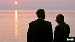 АҚШ және Ресей (СССР) лидерлері саммиттері