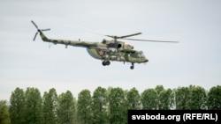 У Красноярському краї Росії внаслідок аварії гелікоптера Мі-8 загинули 18 людей