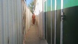 Aşgabat: Jaýlaryň daşyna haýat aýlandy, ilat gabawda galdy