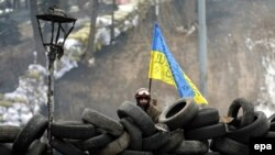 Kiev, 28 janar 2014.