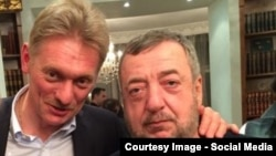 Павел Лунгин бо сухангӯи президенти Русия Дмитрий Песков