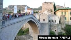 U Mostaru praktično bila izgubljena kultura odlaska u kino, kada ga nije bilo toliko vremena