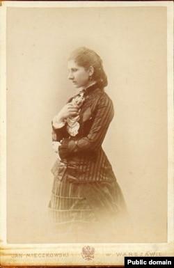 Марыя Магдалена Радзівіл у маладосьці