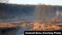 Осінній пейзаж Білорусі