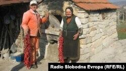 Жители на општина Новаци.