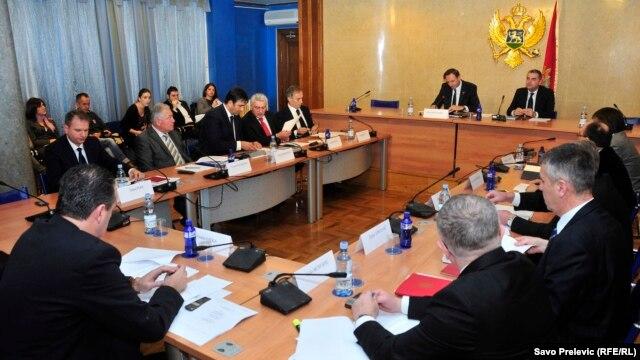 Sjednica Ustavnog odbora, 15. januar 2013.