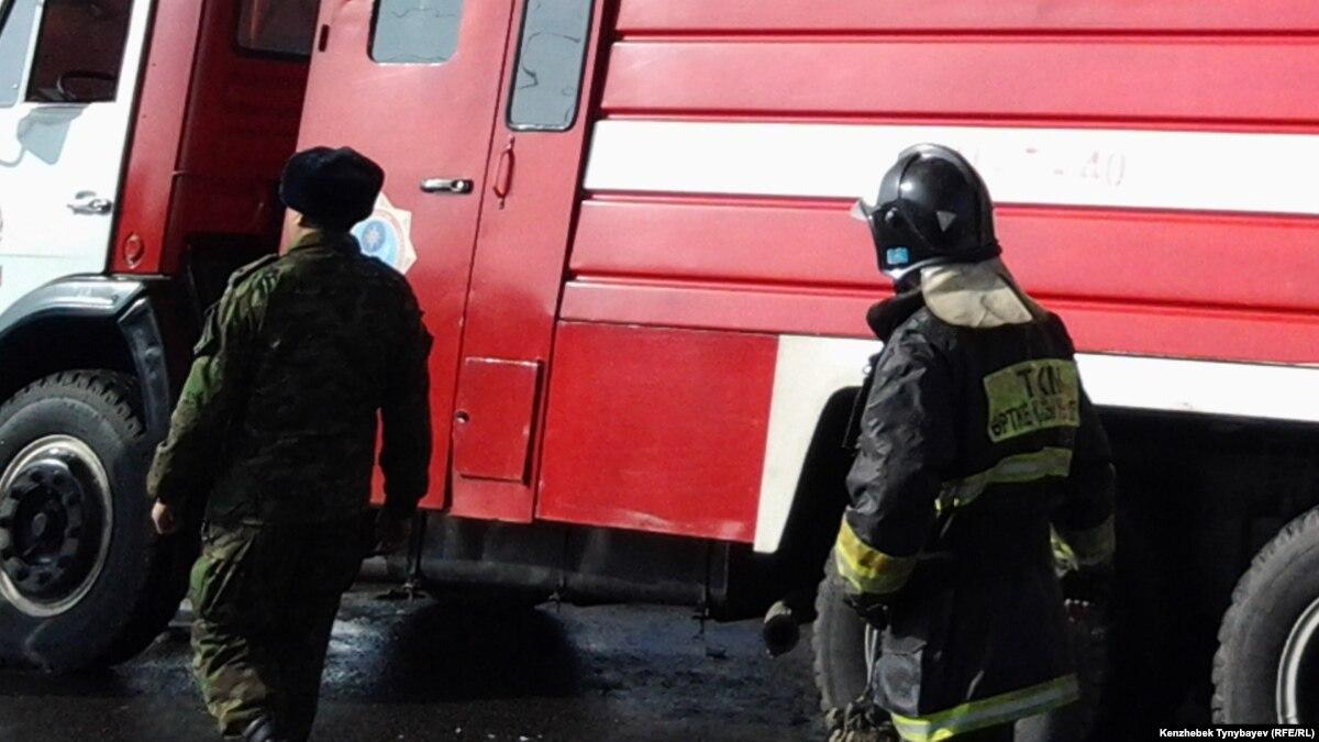Трое мальчиков в возрасте от 1 до 5 лет погибли во время пожара в Туве