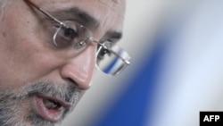 علیاکبر صالحی، وزیر امور خارجه ایران.