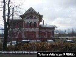 Вокзал в Дудергофе, станция Можайская