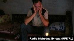 Расим Мамудоски, сиромашен човек од кичевското село Челопеци.