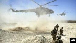 نیروهای ویژه استرالیایی در افغانستان