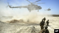 Australia has 1,500 troops in Afghanistan.