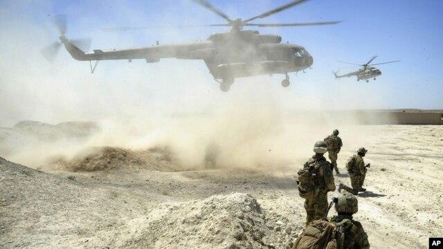 Australia has 1,500 troops in Afghanistan.