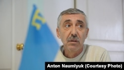 Сулейман Кадыров, житель Феодосии.