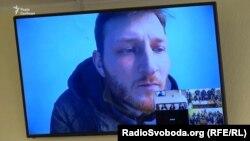 Олександр Горбань брав участь у засіданні через відеоконференцію