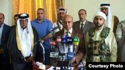 مؤتمر عشائري الرمادي لدعم تحرير محافظة الانبار