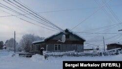 Почта в поселке Панозеро