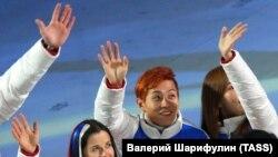 Koreýada doglan orsýet sportsmeni olimpik altyn medallaryň altysynyň eýesi Wiktor Ahn