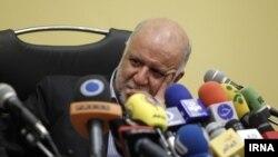 بیژه نامدار زنگنه، وزیر نفت جمهوری اسلامی ایران