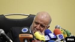 Bijan Namdar Zanganeh, Iranian Minister of Oil Industry