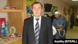 Милли-мәдәни мохтарият рәисе Рифкат Хуҗин