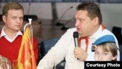 "Mikhail Barannikov, ""Pionerskaya Pravda""nın redaktoru"