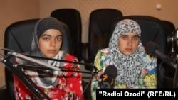 дети задержанной Джахонгул Акобировой