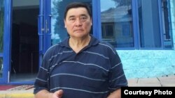 Журналист и правозащитник Рамазан Есергепов.