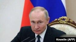 Путін готується виступити зі зверненням до росіян
