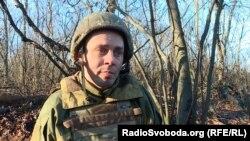 Олександр, військовослужбовець ЗСУ