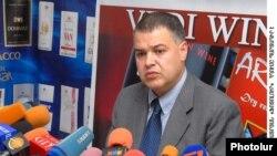 Руководитель армянской делегации в ПАСЕ Давид Арутюнян