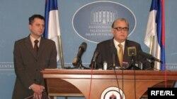 Igor Radojičić (d) i Rajko Kuzmanović (d), Foto: Erduan Katana