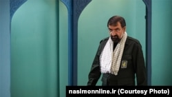 Secretary of Iran's Expediency Council and former commander of IRGC, Mohsen Rezai