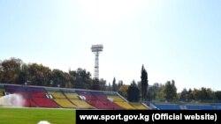 Стадион им. Д. Омурзакова.