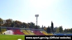 Дөлөн Өмүрзаков атындагы башкы спорттук арена