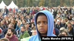 Izbeglice u Beču, ilustrativna fotografija