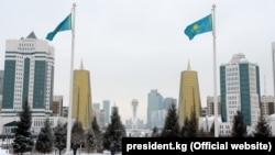 Астана. 25 декабря 2017 года