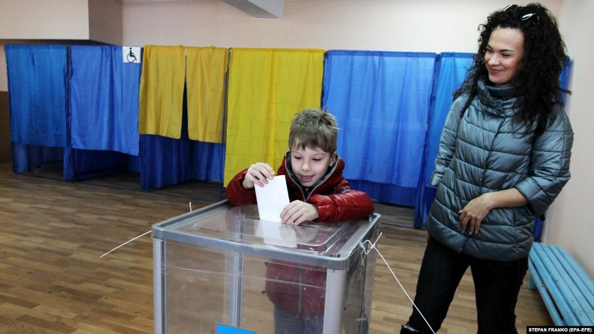 ЦИК подсчитала 100% голосов на выборах президента Украины: окончательные результаты