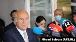 Visoki međunarodni predstavnik u BiH Valentin Incko