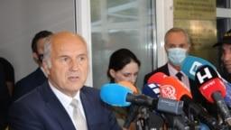 Milorad Dodik je visokog predstavnika u BiH Valentina Inzka (na fotografiji) nazvao 'strancem koji surađuje s Bošnjacima iz Sarajeva' i govori samo u njihovo ime.
