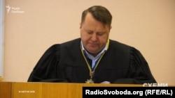Суддя Олег Білоцерківець, який мав розглянути справу Ігоря Гоцула