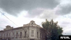Вулиця в Мелітополі