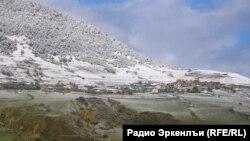Село в Дагестане. Иллюстративное фото.