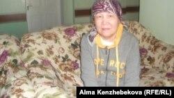Майра Амирханова сделала операцию по удалению рака молочной железы. 5 мая 2014 года.