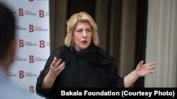 Комиссар Совета Европы по правам человека Дуня Миятович (архивное фото)