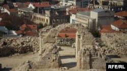 Tuševibe Crkve Svete Trojice u Mostaru, arhivska fotografija