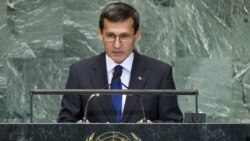 Türkmen ministri konfliktleri kanun esasynda çözmäge çagyrdy